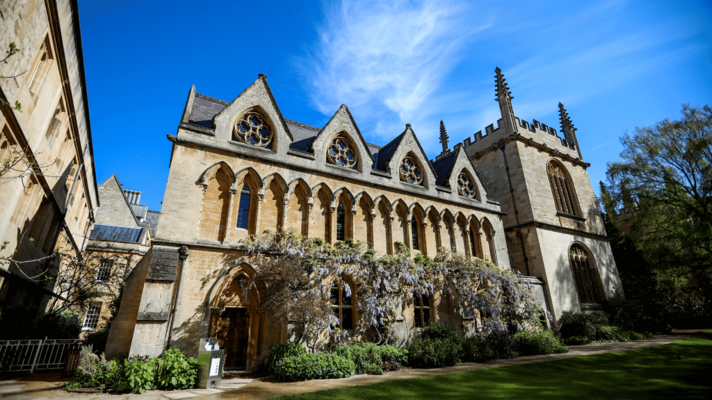 Exeter College Library